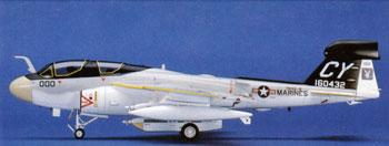 airplane model kits,EA-6B Prowler High -- Plastic Model Airplane Kit -- 1/72 Scale -- #00538