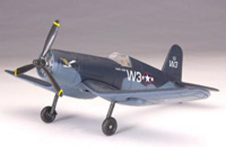 scale model aircraft,plastic airplane model kit,F4U Corsair -- Snap Tite Plastic Model Aircraft Kit -- 1/48 Scale -- #890005